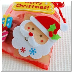 クリスマスギフト特集:クッキー・焼菓子詰合せ「MerryXmas!!サンタver」630円|yukiusagi|04