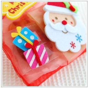 クリスマスギフト特集:クッキー・焼菓子詰合せ「MerryXmas!!サンタver」630円|yukiusagi|05