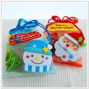 クリスマスギフト特集:クッキー・焼菓子詰合せ「MerryXmas!!サンタver」630円|yukiusagi|06
