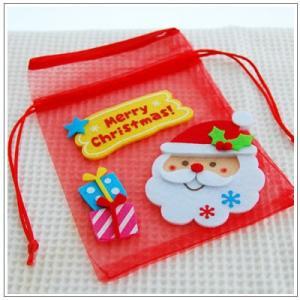 クリスマスギフト特集:クッキー・焼菓子詰合せ「MerryXmas!!サンタver」630円|yukiusagi|07
