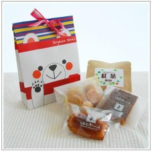 クリスマスギフト特集:クッキー・焼菓子詰合せ「ノエリティミニ袋」788円|yukiusagi|05