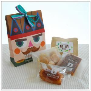クリスマスギフト特集:クッキー・焼菓子詰合せ「ノエリティミニ袋」788円|yukiusagi|06