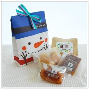 クリスマスギフト特集:クッキー・焼菓子詰合せ「ノエリティミニ袋」788円|yukiusagi|07