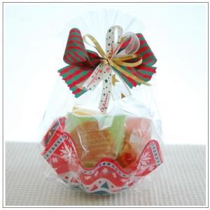 クリスマスギフト特集:クッキー・焼菓子詰合せ「キャンディーボール」945円|yukiusagi|08