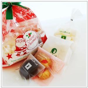 クリスマスギフト特集:クッキー・焼菓子詰合せ「サンタのおくりもの」853円|yukiusagi|04