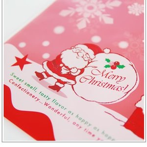 クリスマスギフト特集:クッキー・焼菓子詰合せ「サンタのおくりもの」853円|yukiusagi|09