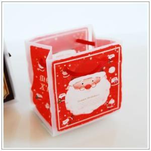 クリスマスギフト特集:クッキー・焼菓子詰合せ「ポッシェ ルネッタ(サンタ)」1026円|yukiusagi|05