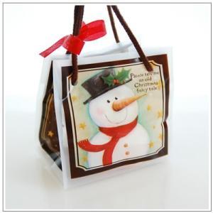 クリスマスギフト特集:クッキー・焼菓子詰合せ「ポッシェ ロワイヤル(スノーマン)」1026円|yukiusagi|02