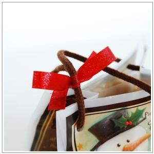 クリスマスギフト特集:クッキー・焼菓子詰合せ「ポッシェ ロワイヤル(スノーマン)」1026円|yukiusagi|03