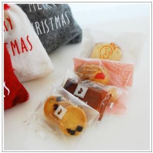 クリスマスギフト特集:クッキー・焼菓子詰合せ「カファ 赤」1080円|yukiusagi|03