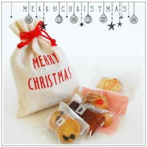 クリスマスギフト特集:クッキー・焼菓子詰合せ「カファ 白」1080円|yukiusagi