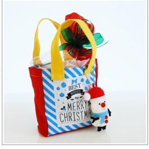 クリスマスギフト特集:クッキー・焼菓子詰合せ「クリスマスバッグ」1360円 yukiusagi 02