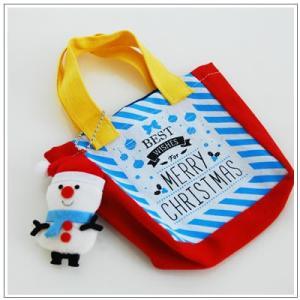 クリスマスギフト特集:クッキー・焼菓子詰合せ「クリスマスバッグ」1360円 yukiusagi 04