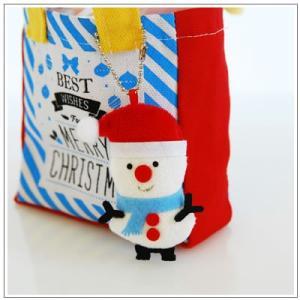 クリスマスギフト特集:クッキー・焼菓子詰合せ「クリスマスバッグ」1360円 yukiusagi 05
