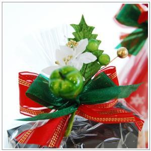 クリスマスギフト特集:クッキー・焼菓子詰合せ「パズィ スノーマン」1480円|yukiusagi|03