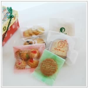 クリスマスギフト特集:クッキー・焼菓子詰合せ「ブーツにおねがい」1502円|yukiusagi|03