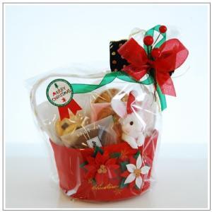 クリスマスギフト特集:クッキー・焼菓子詰合せ「ポインセチア」1566円|yukiusagi|02