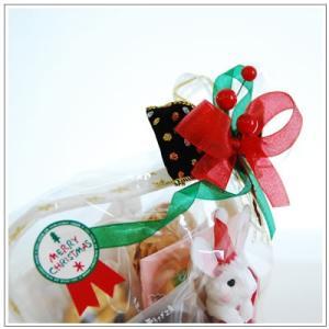 クリスマスギフト特集:クッキー・焼菓子詰合せ「ポインセチア」1566円|yukiusagi|03