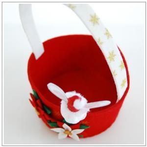 クリスマスギフト特集:クッキー・焼菓子詰合せ「ポインセチア」1566円|yukiusagi|06