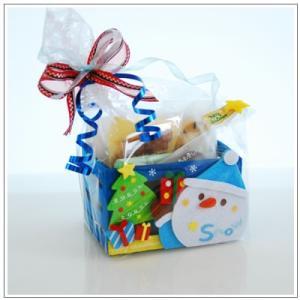 クリスマスギフト特集:クッキー・焼菓子詰合せ「SNOW」1566円 yukiusagi 02