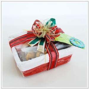 クリスマスギフト特集:クッキー・焼菓子詰合せ「フロッシェ レッド」1587円|yukiusagi|02