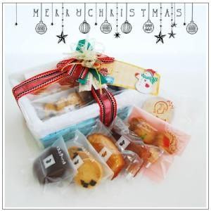 クリスマスギフト特集:クッキー・焼菓子詰合せ「フロッシェ ブルー」1587円|yukiusagi