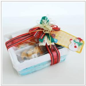 クリスマスギフト特集:クッキー・焼菓子詰合せ「フロッシェ ブルー」1587円|yukiusagi|02