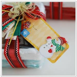 クリスマスギフト特集:クッキー・焼菓子詰合せ「フロッシェ ブルー」1587円|yukiusagi|04