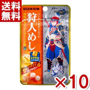 味覚糖 狩人めし 回復系エナジードリンク味 10入 (ポイント消化)(np) メール便全国送料無料|yukkun-reitou
