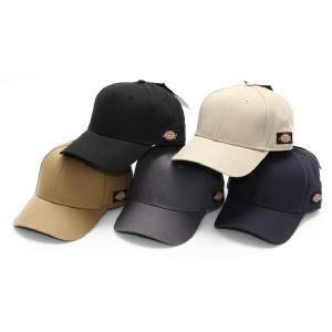 野球帽子 ベースボールキャップ ディッキーズ Dickies サイズ調整アジャスター付 クラシック USA アメリカ 直輸入モデル ブランド 送料無料