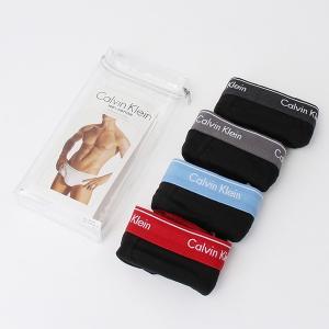 メンズパンツ ブリーフ  ブランド カルバンクライン クラシックフィット お得な4枚組 Calvin Klein USA アメリカ直輸入モデル メンズギフト U4000 送料無料|yukyuno-tabibito