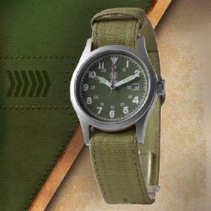 メンズ時計 人気ブランド ミリタリーウォッチ S&Wスミス&ウェッソン 交換可能3色ベルト付き SWW-1464 USA直輸入モデル 送料無料|yukyuno-tabibito