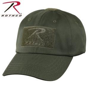 帽子 メンズ ベースボールキャップ オペレーターキャップ ロスコ ROTHCO ソリッドカラー 全6色 パッチ ワッペン USA アメリカ直輸入 9362 送料無料 |yukyuno-tabibito