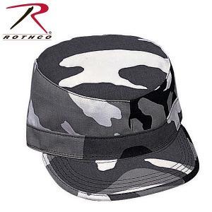 帽子 メンズ ミリタリーキャップ ワークキャップ 迷彩柄 カモ柄 全4色 ジャストフィット 送料無料 ROTHCO ロスコ  USA アメリカ直輸入 格安  ラージサイズ|yukyuno-tabibito