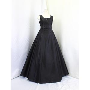 ゆめりすと セレナv8 ブラック 155 (13):演奏会発表会用ドレス yume-list