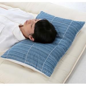 高さ調整可能!サラサラ三河木綿フィット枕
