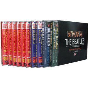 ザ・ビートルズ50周年アニバーサリー CD-BOX