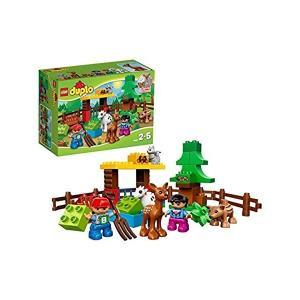 """レゴ (LEGO) デュプロ の森 """"もりのどうぶつたち"""" 10582 レゴ (LEGO)"""