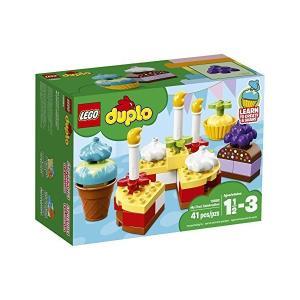 """レゴ(LEGO) デュプロ はじめてのデュプロ(R) """"バースデーケーキ"""" 10862 レゴ (LE..."""