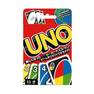 ウノ UNO カードゲーム B7696の関連商品9