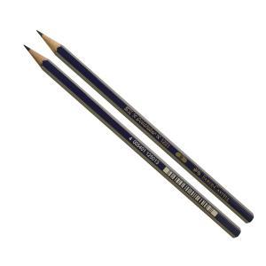 【1ダース】 Faber-Castell ファーバーカステル ゴールドファーバー鉛筆 B|yumegazai
