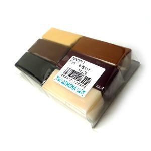 オーブン粘土樹脂粘土 premo プレモ!6色セット ナチュラル|yumegazai