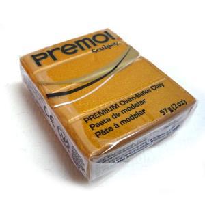オーブン粘土樹脂粘土 premo プレモ 2oz No.5303 ゴールドクレイアート用具 ねんど
