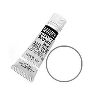 Liquitex リキテックス レギュラー#6 (20ml) チタニウムホワイト|yumegazai