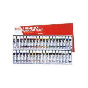 Liquitex リキテックス レギュラー#6 伝統色 36色 Bセット