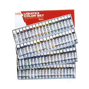 Liquitex リキテックス レギュラー#6 107色セット (108本)