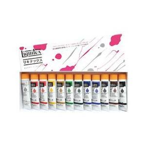 Liquitex リキテックス ソフト#6 伝統色12色セット|yumegazai