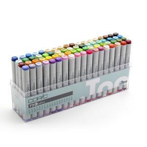 コピック カラーペンCOPIC コピック クラシック 72色 Cセット|yumegazai