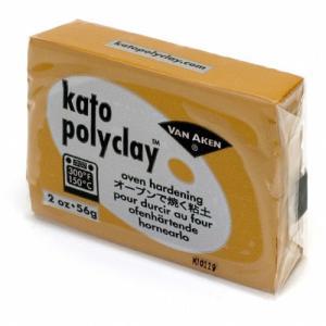 オーブン粘土katopolyclay オーブン粘土 2オンス(56g) ゴールドクレイアート用具 ねんど|yumegazai
