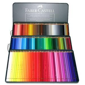 Faber-Castell ポリクロモス色鉛筆 120色セット|yumegazai